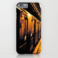 iPhone & iPod Case featuring NYC Subway by Thomas Eppolito