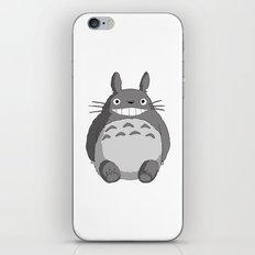 I Love Totoro iPhone & iPod Skin