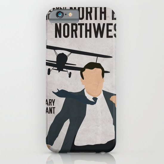 North By Northwest iPhone & iPod Case