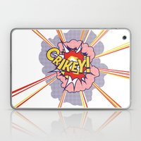 Crikey Roy! Laptop & iPad Skin