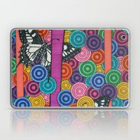 Butterfly L Laptop & iPad Skin