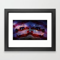 Beautiful Nightmare Framed Art Print