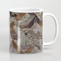 Wood Quilt Mug