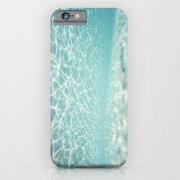 Under Water Light iPhone 6 Slim Case