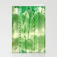 Green Genesis Stationery Cards