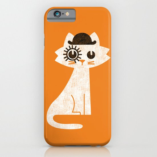 Mark - in clockwork orange fashion iPhone & iPod Case