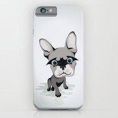 Bat French BullDog iPhone 6s Slim Case