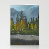 Mount Sopris Stationery Cards