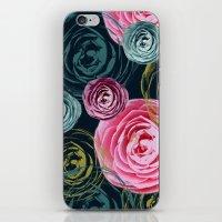 Dark Romance iPhone & iPod Skin