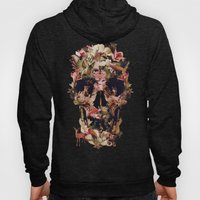 Jungle Skull Hoody