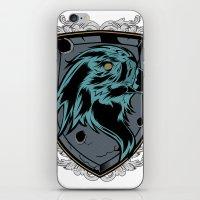 Save The Eagles iPhone & iPod Skin