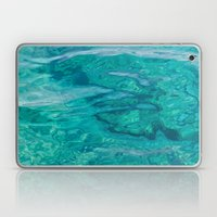 Mediterranean Water Laptop & iPad Skin