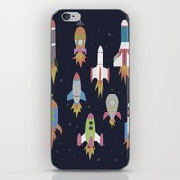 Rockets! iPhone & iPod Skin