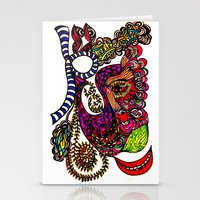 Doppelgängerz Stationery Cards