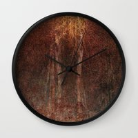 A Thing With No Name Wall Clock