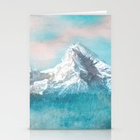 MOUNTAIN SCAPES | Watzmann Stationery Cards