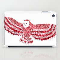 Red Barn Owl Beaut iPad Case