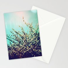 Holga Flowers I  Stationery Cards