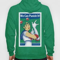 We Can Punish It! Hoody