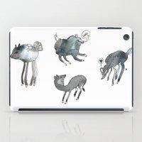 Creatures of the night iPad Case