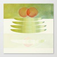 Green 3 | Digital Sessio… Canvas Print