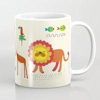 Animals1 Mug