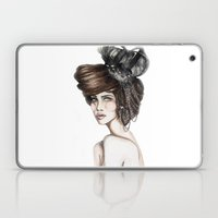 Queen Of Diamonds // Fas… Laptop & iPad Skin