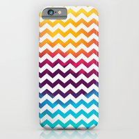 iPhone & iPod Case featuring Rainbow Zoon by Msimioni
