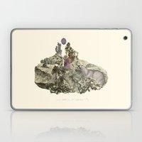 Lima. Bear and maiden. Laptop & iPad Skin