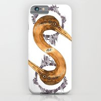 iPhone & iPod Case featuring SAINT AIRONE  by Mr.Klevra