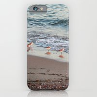 iPhone & iPod Case featuring Birds of a Feather by goguen