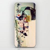 Vintage Vespa ♥ iPhone & iPod Skin