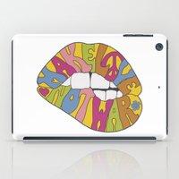 make love... iPad Case