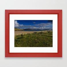 Horgabost Beach Framed Art Print