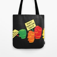 Stop Gummibear Cruelty! Tote Bag