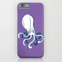 iPhone & iPod Case featuring Octopus by Josè Sala