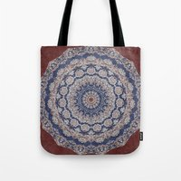 A Glorious Morning (Mand… Tote Bag