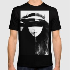 Desire Mens Fitted Tee Black SMALL