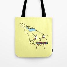 Cartoon Car Tunes  Tote Bag