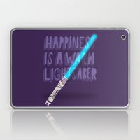 Happiness Is A Warm Ligh… Laptop & iPad Skin