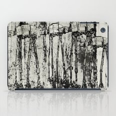 Star Wars At-At Herd By … iPad Case