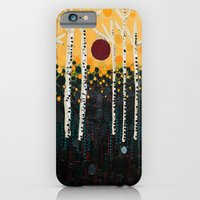 :: Red Moon Love Song :: iPhone 6 Slim Case