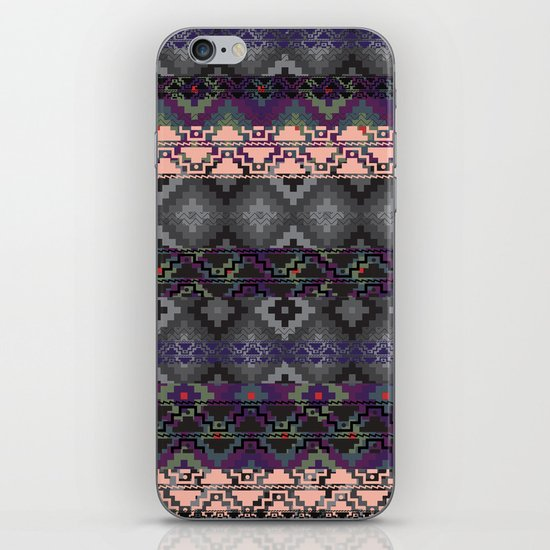 Russian style inspired Aztec iPhone & iPod Skin