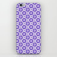 pattern6 iPhone & iPod Skin