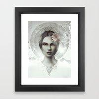 Gaia: The Earth Goddess Framed Art Print