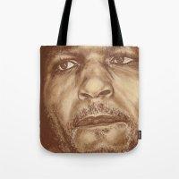 Round 4...bernard Hopkin… Tote Bag