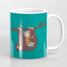 Sloth Swing Mug