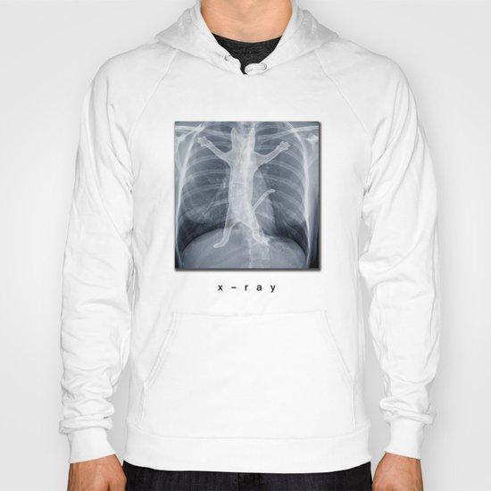 x-ray Hoody