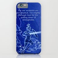 Warrior 3 With Heavenly Host iPhone 6 Slim Case
