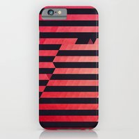 iPhone & iPod Case featuring slyg stryyp by Spires